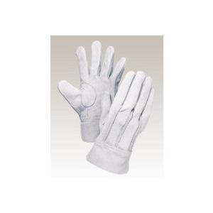 大中産業 牛革手袋10双入  103A 背縫い革手 コンピアテ付 フリー(L)サイズ 用途:溶接・建築・土木・造船作業等|netshopimpact
