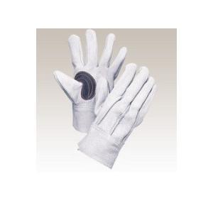 大中産業 牛革手袋10双入  103KR 背縫い革手 黒アテ付 フリー(L)サイズ 用途:溶接・建築・土木・造船作業等|netshopimpact