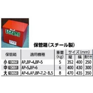 緊急脱出用 ロープ式はしご用 保管箱 スチール製 サイズ大(350x435x470)|netshopimpact