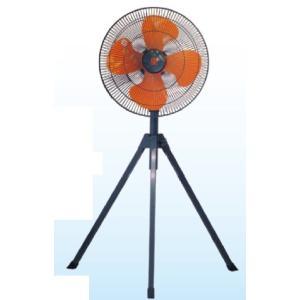 工業用大型扇風機 工場扇 羽大きさ45センチ4枚羽 三脚開閉式 注意:お客様にて組立願います。 AC100V|netshopimpact