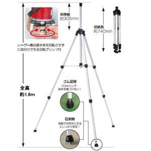 KDS レーザー墨出し器・光学機器 LEC-3|netshopimpact