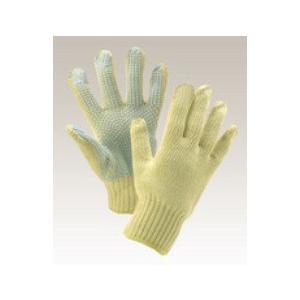大中産業 耐切創手袋1双入  TPG-25 耐カットドット フリー(L)サイズ スベリ止め付 アラミド繊維 |netshopimpact