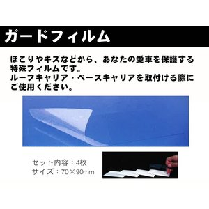 ガードフィルム4枚セット netstage