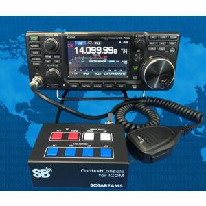 ICOM機用コンテストコンソール(チューニング用ケーブルなし)|neu-tek2