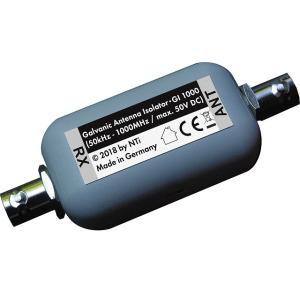 機器間の微妙な電位差によって発生する妨害ノイズを防ぐことができます。また、アンテナ側にはガス放電管(...