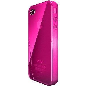 iPhone4 iSkin ケース ソフトケース solo  Pink