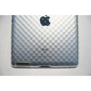 iPad2 カバー TPUダイヤ クリア|neustadt|03