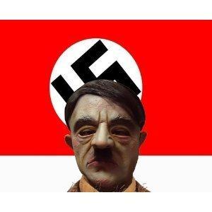 コスプレ ヒトラー風マスク リアル