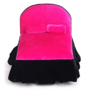 ジュエリーボックス ベッド A01-307H ピンク...