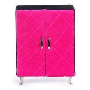 ジュエリーボックス キャビネット A02-307H ピンク...
