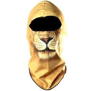 コスプレ ヘッドマスク ライオン