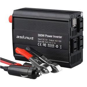 製品仕様 重量:540g 製品サイズ:(約)150×95×55mm 入力電圧:DC12V 出力電圧:...