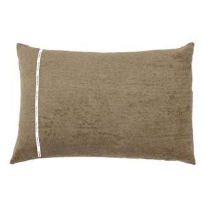 今治タオル 枕カバー イデゾラ パイルピローケース 45x90cm ブラウン