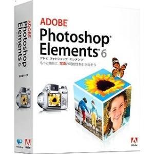Adobe Photoshop Elements 6.0 日本語版 乗換え・アップグレード版  Macintosh版