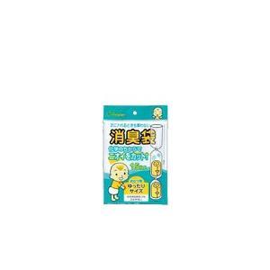 消臭袋 おむつ用ロング Lサイズ 15枚入り×60パック|new-pack