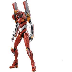 RG エヴァンゲリオン 汎用ヒト型決戦兵器 人造人間エヴァンゲリオン 正規実用型 2号機(先行量産機) 1/144スケール 色分け済みプラモデル ※キャンセル不可