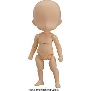 【国内正規品】ねんどろいどどーる archetype 1.1 Boy[almond milk] ノンスケール ABS&PVC製 塗装済み可動フィギュア ※キャンセル不可の画像