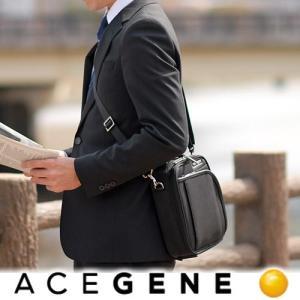 エースジーン ACEGENE 2wayショルダーバッグ ビジネスバッグ EVL-2.5 45801