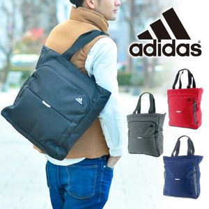 adidas!A4サイズでデイリーユースや通勤・通学に◎ 商品:Rollins(ロリンズ)/トートバ...