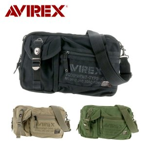 アヴィレックス AVIREX 2wayショルダーバッグ ボディバッグ EAGLE イーグル メンズ ...
