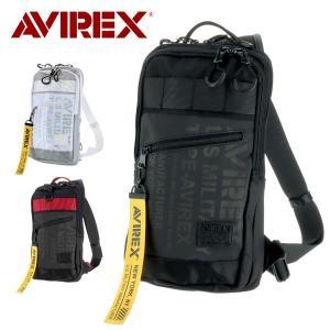 アヴィレックス AVIREX ワンショルダーバッグ ボディバッグ SUPER HORNET スーパー...