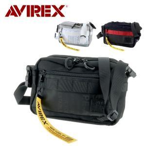 アヴィレックス AVIREX 2wayショルダーバッグ ポーチ SUPER HORNET スーパーホ...