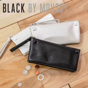 ブラックバイマウジー BLACK BY MOUSSY クラッチウォレット 長財布 INSTINCT アンスタン 5450031