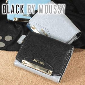 ブラックバイマウジー BLACK BY MOUSSY 二つ折り財布 UPRIGHT アップライト 5450060 レディース ブランド|newbag-w