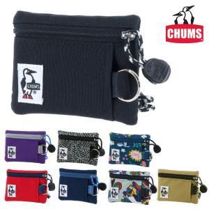 チャムス CHUMS コインケース キーケース CORDURA ECOMADE コーデュラエコメイド Eco Key Coin Case キーコインケース ネコポス可能 ch60-0856 メンズ