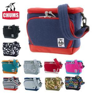 チャムス CHUMS カメラバッグ ショルダーバッグ CAMERA カメラ Box Camera Bag Sweat Nylon ボックスカメラバッグ ch60-2666 メンズ レディース