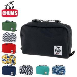 チャムス CHUMS ポーチ CORDURA ECOMADE コーデュラエコメイド Eco Window Pouch エコウィンドウポーチ ch60-2722|Newbag Wakamatsu