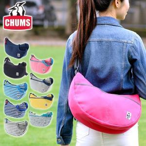 チャムス CHUMS ショルダーバッグ スウェット Small Banana Shoulder Sweat メンズ レディース ch60-0625|newbag-w