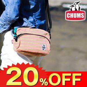 35%OFFセール 在庫限り チャムス CHUMS ショルダーバッグ スウェット Shoulder Pouch Sweat CH60-0627|newbag-w