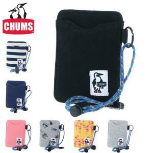 チャムス CHUMS パスケース スウェット Pass Case Sweat メンズ レディース ch60-0921|newbag-w