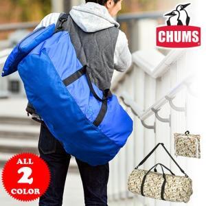 数量限定 チャムス CHUMS 2wayボストンバッグ ショルダーバッグ トラベルコーデュラ DRUM DUFFEL CH60-0973 ss201306|newbag-w