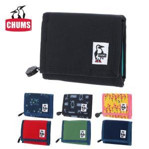 【プレミアム限定35%OFFセール】チャムス CHUMS ウォレット 財布 CORDURA ECOMADE Eco Multi Wallet マルチ ウォレット ch60-2194