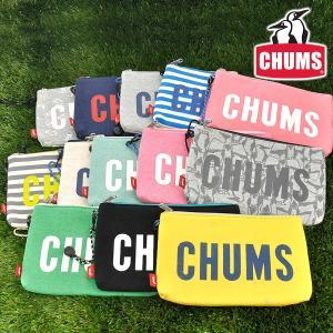 チャムス CHUMS ポーチ スウェット Big Pouch Sweat メンズ レディース CH60-2363