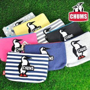 チャムス CHUMS ポーチ ミディアムポーチ スウェット Medium Pouch Sweat メンズ レディース CH60-2410 newbag-w
