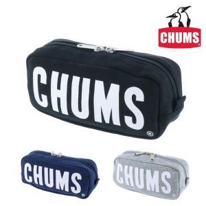 チャムス CHUMS ポーチ ボートロゴポーチ スウェット Boat Logo Pouch Sweat メンズ レディース CH60-2419 newbag-w