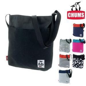 10%OFF チャムス CHUMS ショルダーバッグ SWEAT NYLON スウェットナイロン Vertical Mini Shoulder Sweat Nylon メンズ レディース ch60-2671