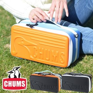 チャムス CHUMS ケース M キャンプ CAMP ACCESSORIES アクセサリー Boody Multi Hard Case M CH62-1086|newbag-w