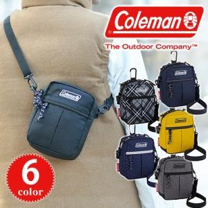 コールマン Coleman 2wayショルダーバッグ ポーチ WALKER ウォーカー CUBE 27055