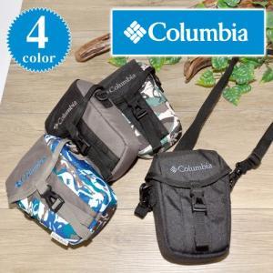 コロンビア Columbia ポーチ ブラックマラードフォールズミニポーチ SMALL EQUIPMENT Black Mallard Falls Mini Pouch PU2042 newbag-w