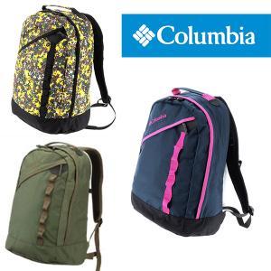 コロンビア Columbia リュックサック デイパック Land Of Peaks 20L Backpack PU8843|newbag-w