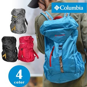 コロンビア Columbia リュックサック アウトドア パッカブル ターベルポイントバックパック|newbag-w