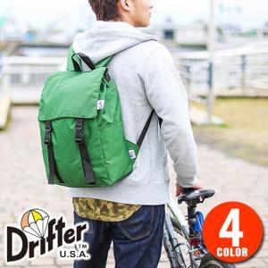 ドリフター Drifter リュックサック デイパック フィールドサック パッククロスナイロン df1456|newbag-w