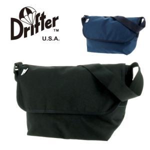 ドリフター Drifter クラシックメッセンジャー メッセンジャーバッグ ショルダーバッグ メンズ レディース dfv0770|Newbag Wakamatsu
