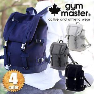 ジムマスター gym master リュックサック スウェットバックパック METAL BUCKLE メタルバックル g249337|newbag-w