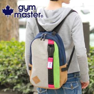 ジムマスター リュック gym master メガジップリュックサック g639524|newbag-w