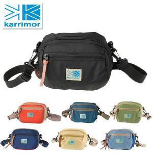 カリマー karrimor 3wayポーチ ウエストバッグ ショルダーバッグ トラベル×ライフスタイル VT pouch VTポーチ ネコポス不可 メンズ レディース 人気 多機能|Newbag Wakamatsu